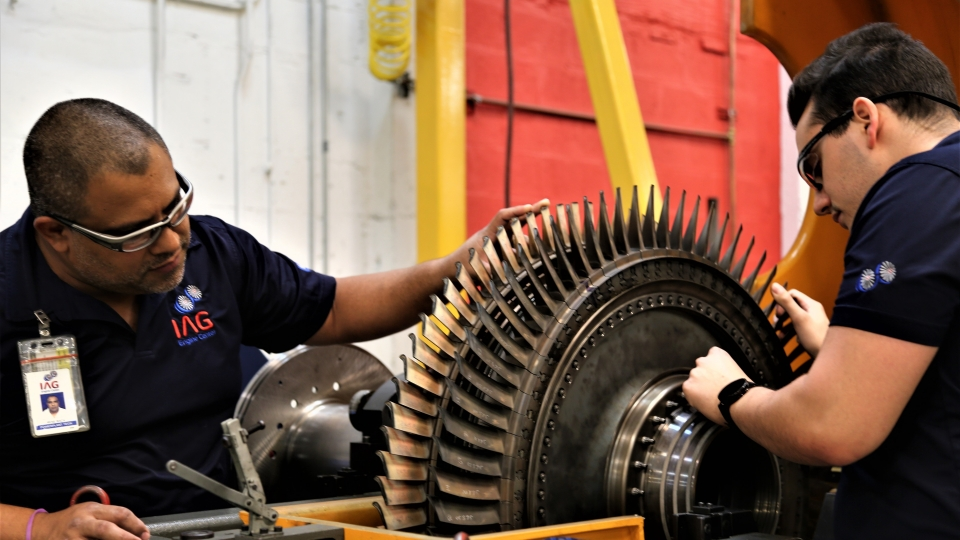 Career opportunities at IAG Aero Group